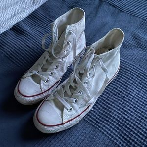 High Top Converse All Stars